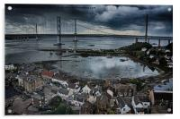 North Queensferry , Acrylic Print