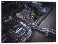 Londons Tower Bridge, Acrylic Print