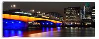 London Bridge 2, Acrylic Print