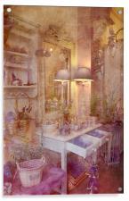 Delightful in Lavender, Acrylic Print
