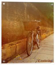 Cambridge, Acrylic Print