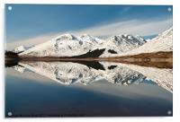 Kintail Reflection, Acrylic Print