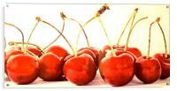 Cherry delights, Acrylic Print
