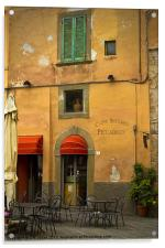 Caffe Ristoro Piccadilly, Acrylic Print