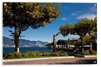 Torri del Benaco, Lake Garda, Acrylic Print