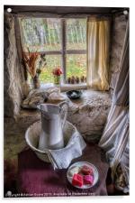 Victorian Wash Area, Acrylic Print