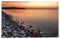 Ocean Stones, Acrylic Print