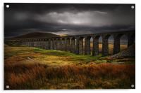 Ribblehead viaduct, Acrylic Print