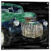 Chevrolet Pickup 1, Acrylic Print