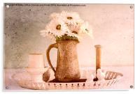 Daisies, Acrylic Print