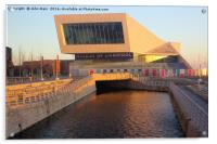 The Museum of Liverpool, Acrylic Print
