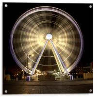 Ferris Wheel, Acrylic Print