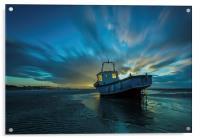 Float my boat, Acrylic Print