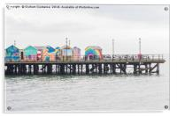 Southend Pier, Acrylic Print