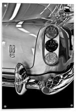 Aston Martin DB5, Acrylic Print