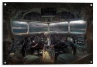 Auto Pilot, Acrylic Print