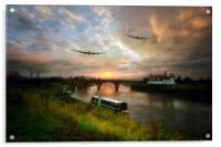 Return to Base, Acrylic Print