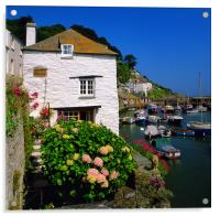 Old Watch House & Polperro Harbour