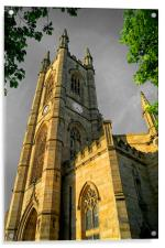 St Marys Church, Bramall Lane,Sheffield, Acrylic Print
