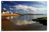 Lyme Regis, Acrylic Print