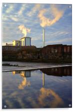 Urban Reflections 2, Acrylic Print