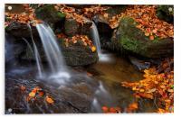 Porter Clough Falls