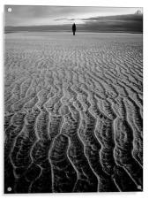 Holkham Bay, Acrylic Print