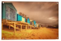 Abersoch Beach, Acrylic Print