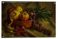 Fruitful, Acrylic Print