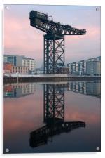 Finnieston Crane, Acrylic Print