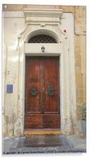 Valletta, Malta   , Acrylic Print