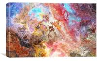 Genesis, Canvas Print