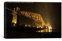 That bridge, Canvas Print