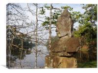 Angkor Wat, Canvas Print