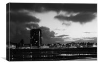 Margate Seafront, Canvas Print