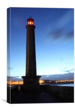 Margate Lighthouse, Canvas Print