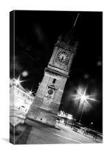 Margate Clocktower, Canvas Print