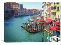 Venice 1, Canvas Print