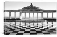 Scarborough Spa, UK, Canvas Print