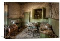 Tom Miller House - Bodie Ghost Town