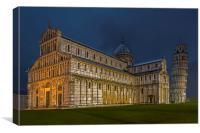 Pisa, Canvas Print
