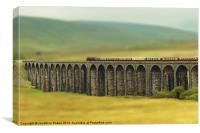 Ribbleshead Viaduct, Canvas Print