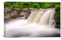 Richmond Waterfall, Canvas Print