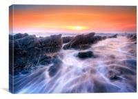 High Tide, Canvas Print
