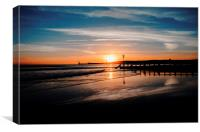 Sunrise at Aberdeen Beach