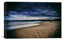 Cullen Beach, Canvas Print