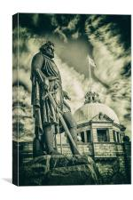 William Wallace, Canvas Print