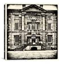 Cusworth Hall 3, Canvas Print