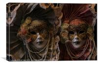 Opera 2, Canvas Print