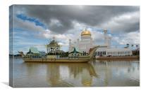 JameAsr Hassanil Bolkiah Mosque